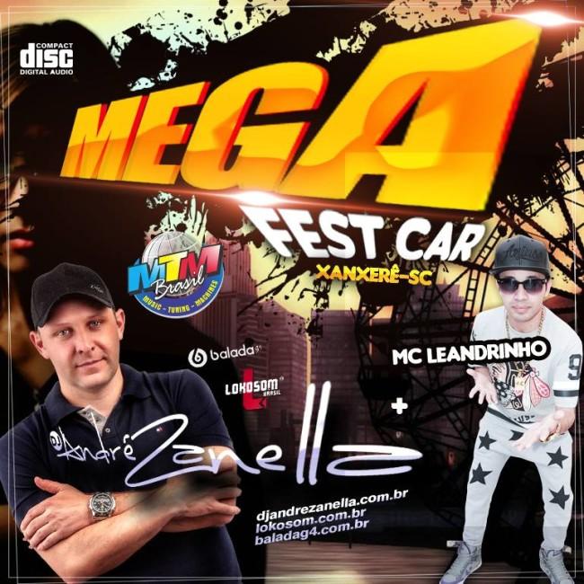 2º mega FEST CAR - DJ ANDRE ZANELLA