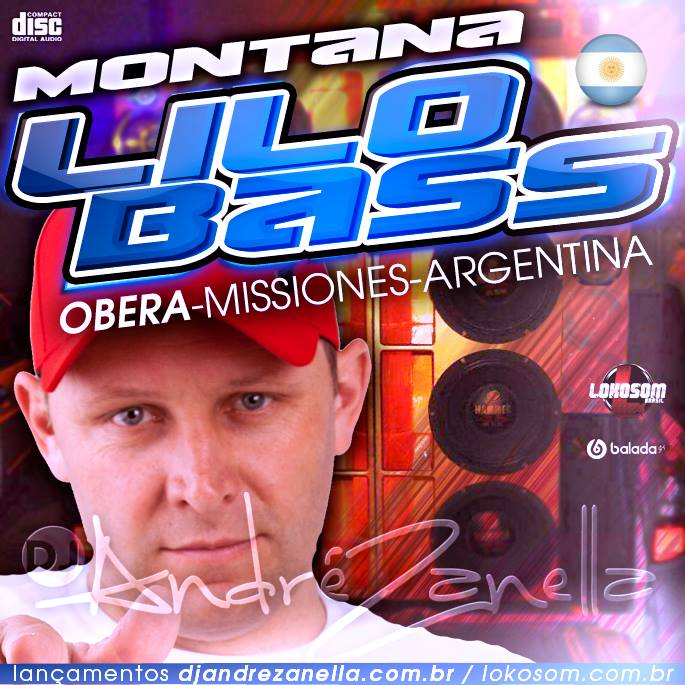 MONTANA LILO BASS - DJ ANDRE ZANELLA