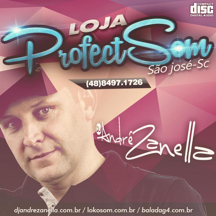 LOJA PROFECT SOM - DJ ANDRE ZANELLA