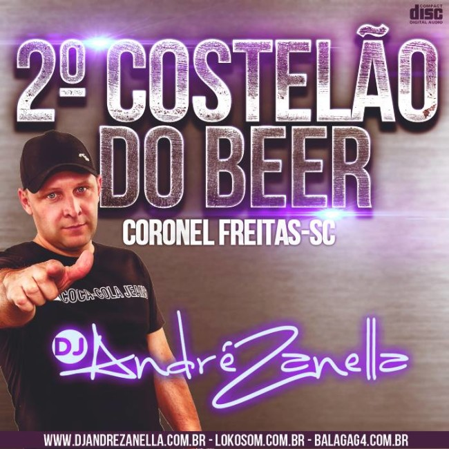 Costelão do Beer - DJ Andre Zanella