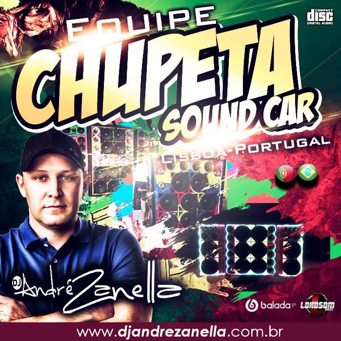chupeta sound car - dj andre zanella capa