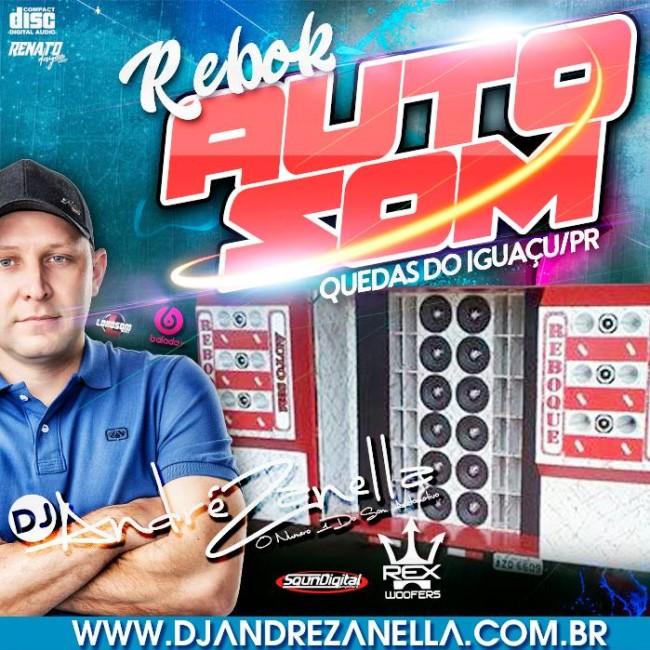 REBOK AUTOSOM DJ ANDRE ZANELLA CAPA