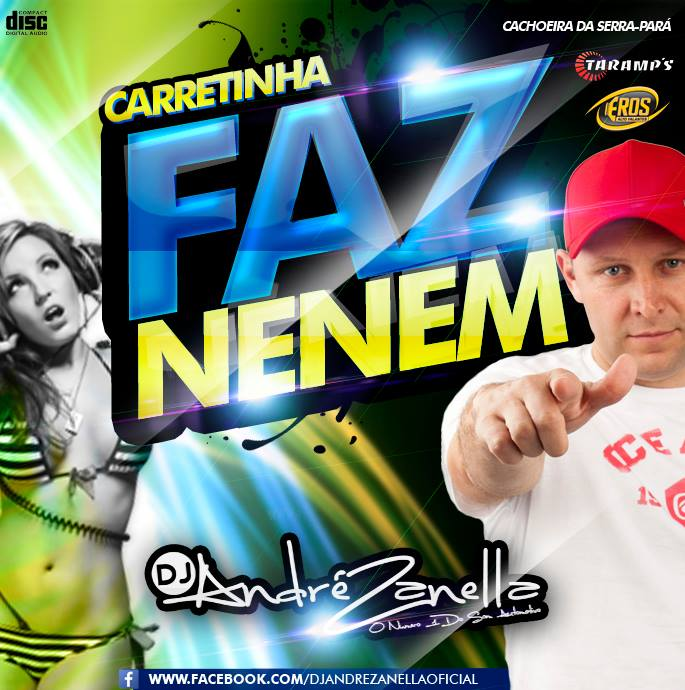 CAPA DO CD nenem