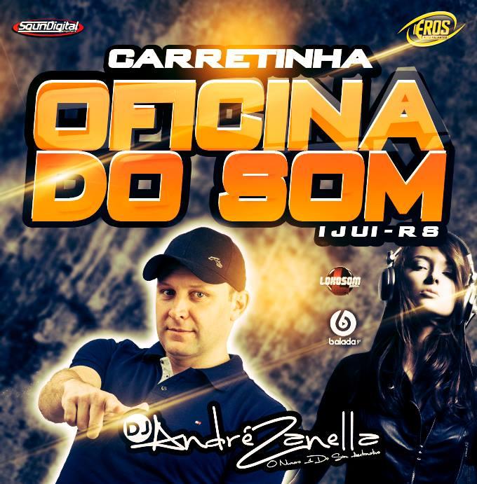 CARRETINHA OFICINA DO SOM 3