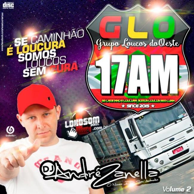 GLO VOL.2 DJ ANDRE ZANELLA