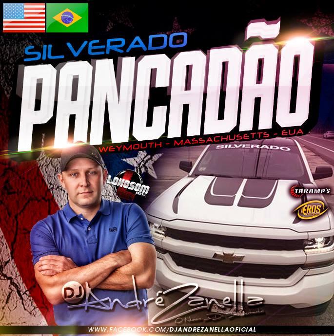 Capa SILVERADO PANCADÃO