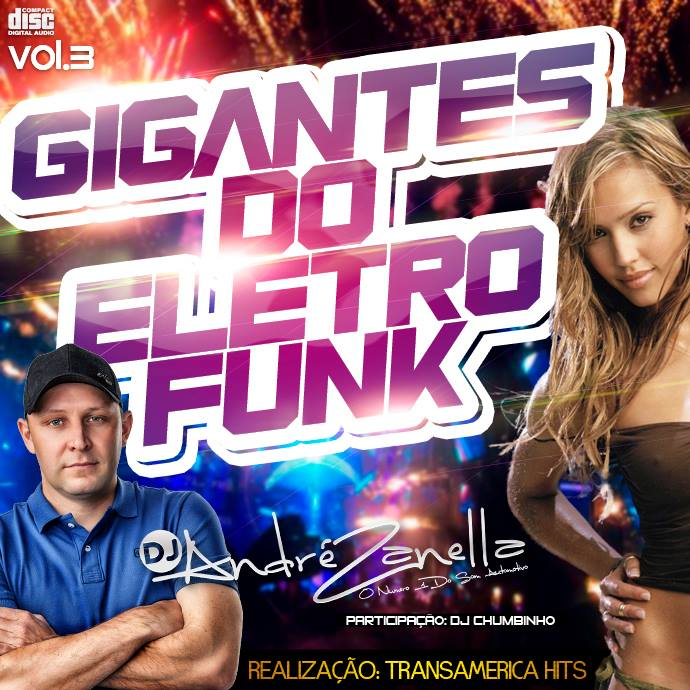 GIGANTES DO ELETROFUNK 3