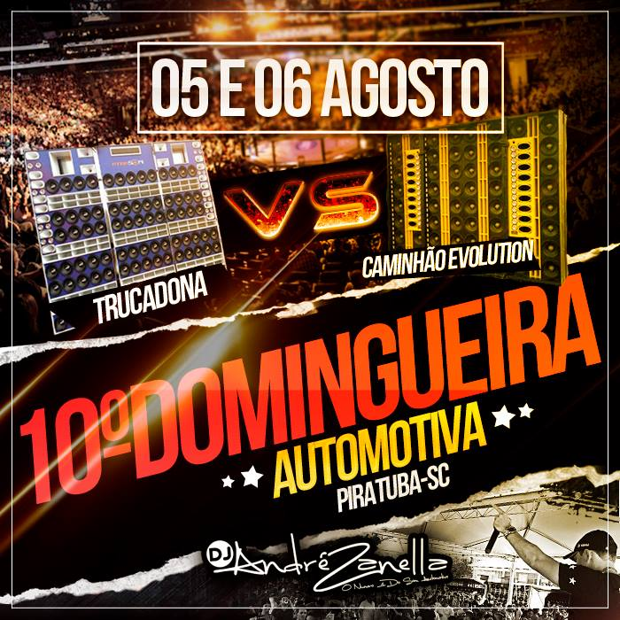 capa 10ª domingueira automotiva (1)