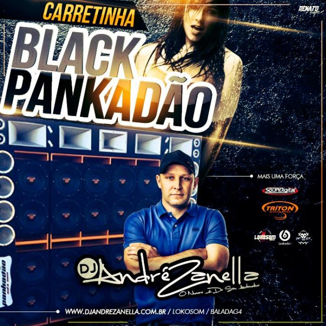CAPA CARRETINHA BLACK