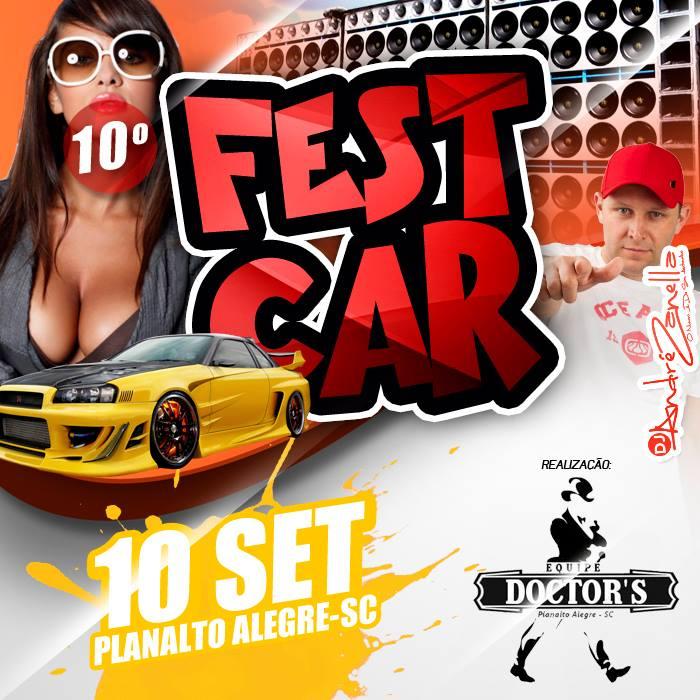 10º FEST CAR PLANAL ALEGRE
