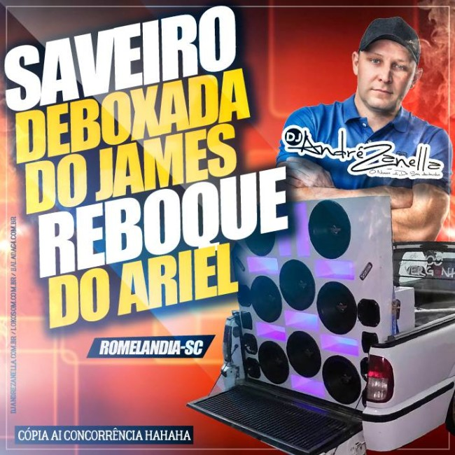 REBOQUE DO JAMES