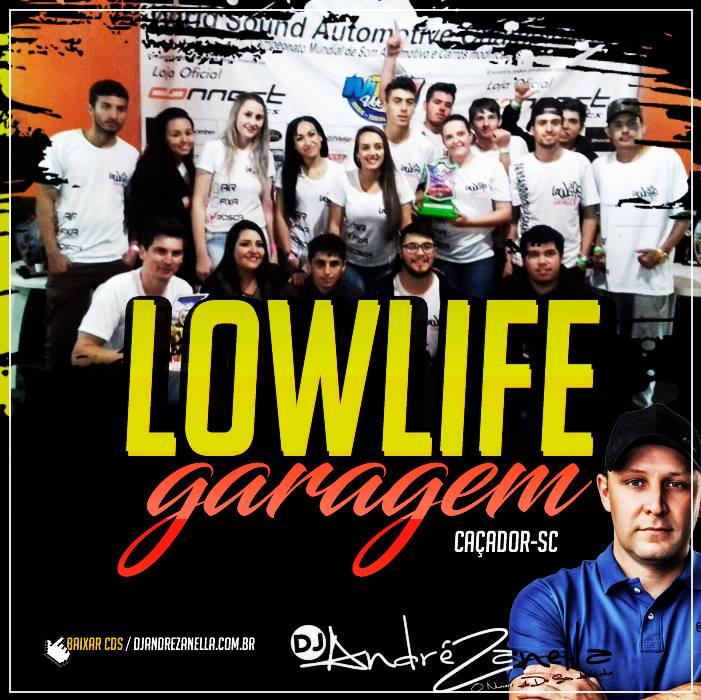 low garage