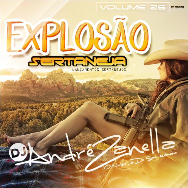 CAPA DE CD ANDRÉ ZANELLA EXPLOSÃO 26