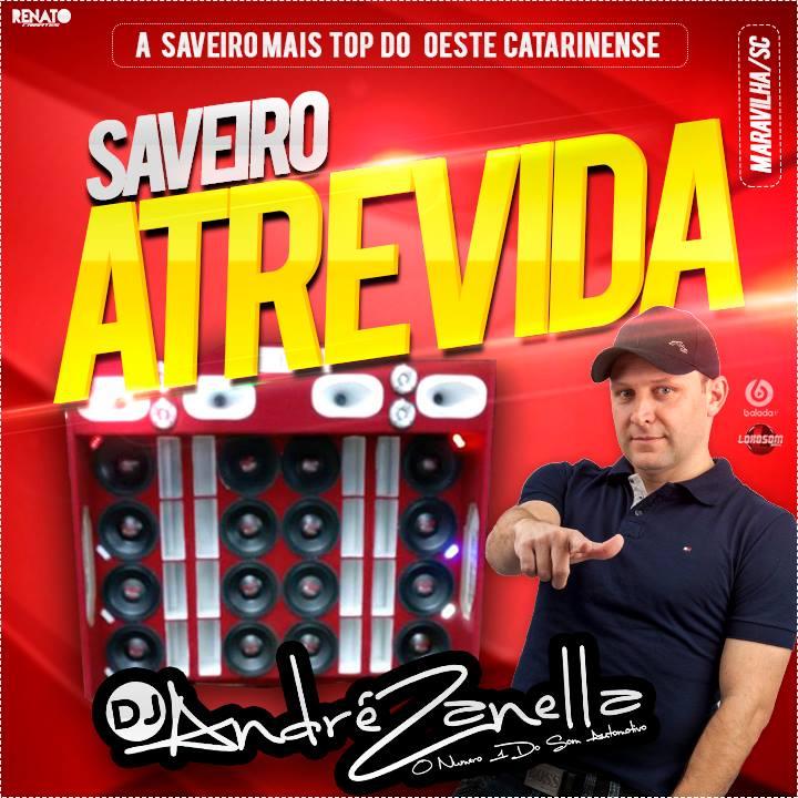 SAVEIRO ATREVIDA CAPA 2018