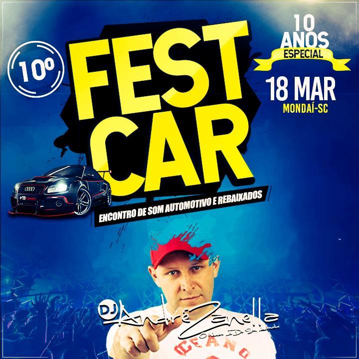 CAPA 10º FEST CAR MONDAI - DJ ANDRE ZANELLA (1)