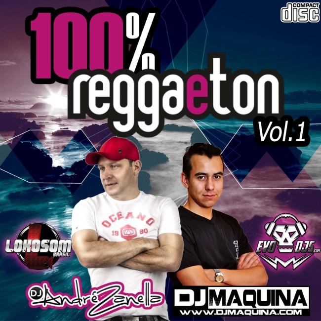 capa 100 reggaeton